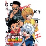 HUNTER X HUNTER +OVA+2MOVIE (7DVD)