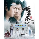 陈情令 THE UNTAMED (12DVD)