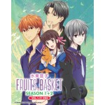 FRUITS BASKET S1+2 V1-51END (4DVD)