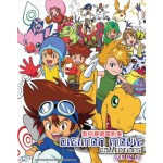 DIGIMON MOVIE COLLECTIONS 15 IN 1 (5DVD)