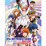 UTA NO PRINCE-SAMA:MAJILOVES1-4+MV(5DVD)