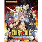FAIRY TAIL 妖精的尾巴 COMPLETE BOX SET  VOL. 1 - 328 END + 2 MOVIES