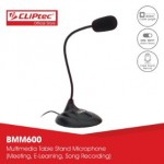 CLIPTEC BMM600 TABLE STAND MICROPHONE