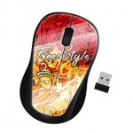 CLIPTEC RZS866G WIRELESS SILENT MOUSE G1