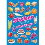 LITTLE HANDS STICKER BOOK 4