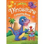 IT'S MY FIRST DINOSAURS COLOURING BOOK