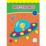 DOT TO DOT LEARNING WITH FUN (1 TO 30)