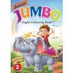 JUNIOR JUMBO JOYFUL COLOURING BOOK 2