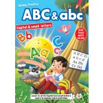 WRITING PRACTICE : ABC&abc (CAPITAL & SMALL LETTERS)