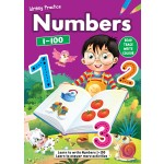 WRITING PRACTICE : NUMBERS (1-100)