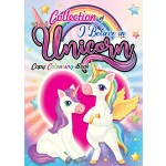 COLLECTION OF I BELIEVE IN UNICORN COPY COLOURING BOOK