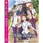 FRUIT BASKET EP1-25END (2DVD)