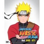 NARUTO SHIPPUDEN 火影忍者疾风传 VOL.448-471 BOX 14 (4 DVD)