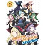 YAMADA-KUN AND THE SEVEN WITCHES 山田君與7人魔女 VOL.1-12 END + 2 OVA (2DVD)
