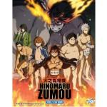 HINOMARU ZUMOU V1-24END (DVD)
