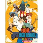 THE GOD OF HIGH SCHOOL V1-13END (2DVD)