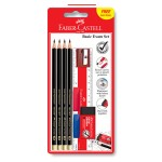 Faber-Castell 212141 Basic Exam Set