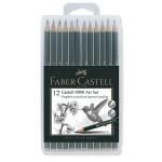 FABER-CASTELL 9000 Pencils 12 Pieces in Set
