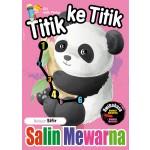 TITIK KE TITIK & SALIN MEWARNA: BELAJAR SIFIR