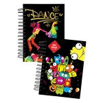 POP BAZIC NOTE BOOK NEON COLOUR A5 80GSM 120'S
