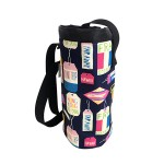 POP BAZIC WATER BOTTLE CARRY BAG 24CM(H)X10.5CM(D) SWB-4867