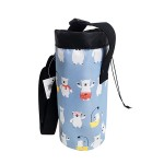 POP BAZIC WATER BOTTLE CARRY BAG 19CM(H)X8CM(D) SWB-5653