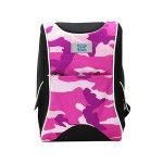 POP KIDS SCHOOL BAG - ACTIVE-X CAMOUFLAGE PINK