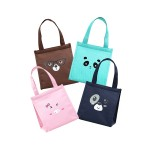 CUTIE CARTOON THERMAL LUNCH BAG (RANDOM COLOUR)