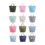 FOLDABLE INSULATED LUNCH BAG 24*28*13CM (RANDOM DESIGN)