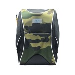 POP KIDS SCHOOL BAG - ACTIVE-X CAMOUFLAGE GREEN