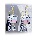 KEY CHARM - MILKY COW