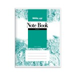 CAMPAP WRITE-ON PVC NOTE BOOK F5 70GSM 160 SHEETS