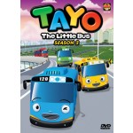 TAYO THE LITTLE BUS (EP14-26) DVD