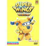 SUPER WINGS EP36-44 (DVD)
