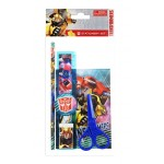 TRANSFORMER STATIONERY SET