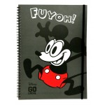 MICKEY EDITORIAL A4 WIRE O NOTE BOOK