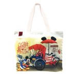 MICKEY 90TH ANNIVERSARY GO LOCAL TOTE BAG