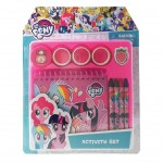 MY LITTLE PONY ACTIVITY SET