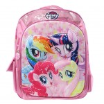 MY LITTLE PONY SCHOOL BAG 16""