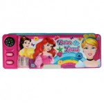 PRINCESS MAGNETIC PENCIL CASE