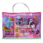 MY LITTLE PONY STATIONERY SET