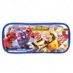 TRANSFORMER SQUARE PENCIL BAG SET