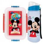 MICKEY LUNCH BOX SET
