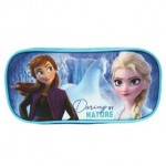 FROZEN SQUARE PENCIL BAG