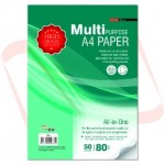 UNI S35 Multipurpose A4 Paper 80gsm 50 sheets