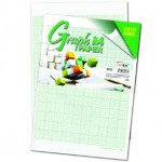 UNI S85 Graph Sheet (Both Sides) A4 50 sheets