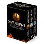Divergent Trilogy boxed Set (books 1-3) (Divergent Trilogy)