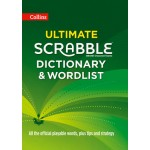 Collins Ultimate Scrabble Dictionary and Wordlist: All the official playable words, plus tips and strategy
