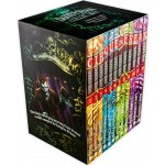 SAGA OF DARREN SHAN COLLECTION (12 BOOKS)