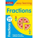 Easy Learning - Fractions Ages 5-7